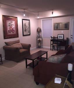 Cute and cozy one bedroom apartment - อเล็กซานเดรีย - อพาร์ทเมนท์