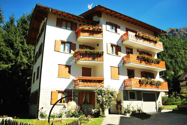 Mirtillo apartment - Campodolcino - Byt
