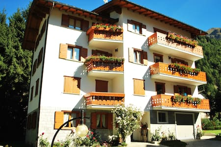 Mirtillo apartment - Campodolcino - Apartament