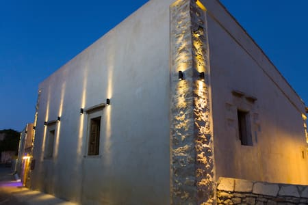 Traditional Home Of Crete - Zouridi - Rumah