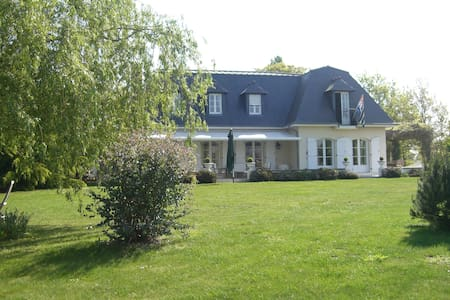 La Suite - Le Gué-de-Longroi - Bed & Breakfast