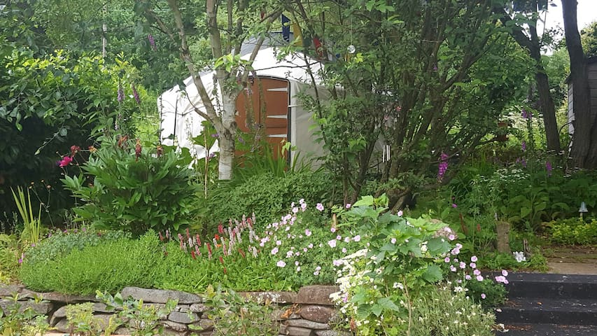 The Yurt at Crows Nest Dingle