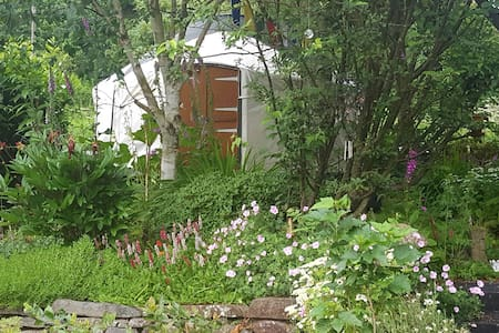 The Yurt at Crows Nest Dingle - Iurta