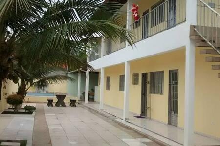 Casa de Praia no Litoral Sul - Paz e Tranquilidade