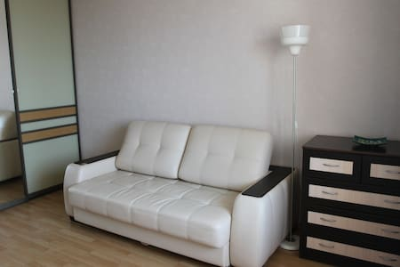 One bedroom apartment near the subway - Санкт-Петербург