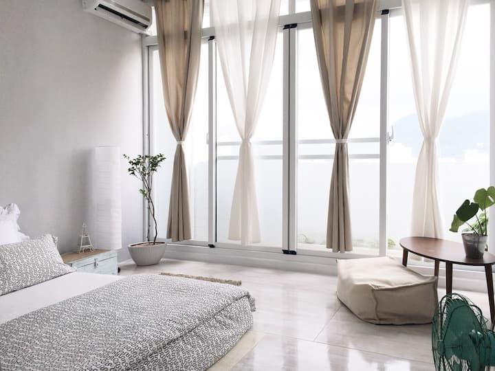 La Chic。room-B (停止招待。新房源 Petit Chic 已開放訂房)