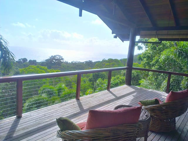 The Barn. Daintree holiday house. - Cow Bay - บ้าน