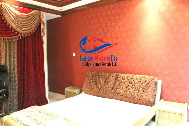 Lavish 1 bedroom - affordable in the heart of duba