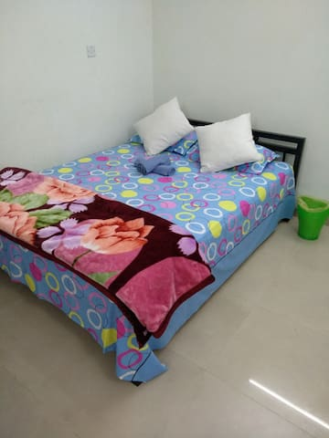 Private Room in secured Apartment at Mirpur DOHS