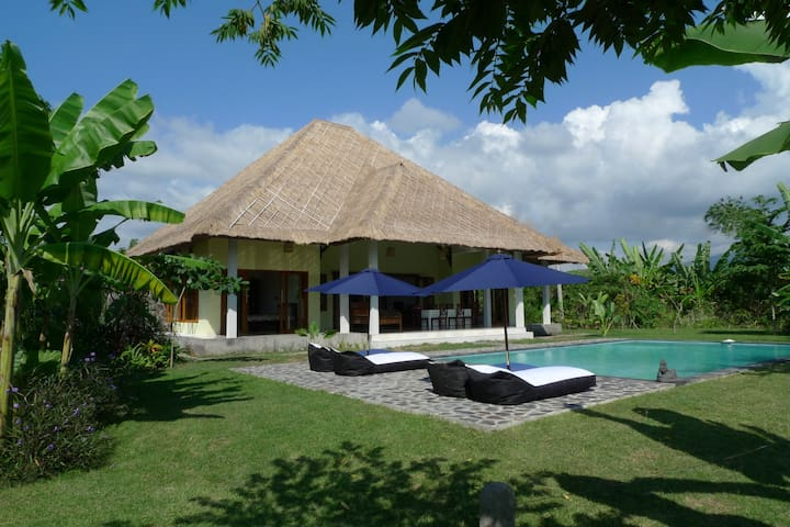 absolute beach front villas - Buleleng - Vila