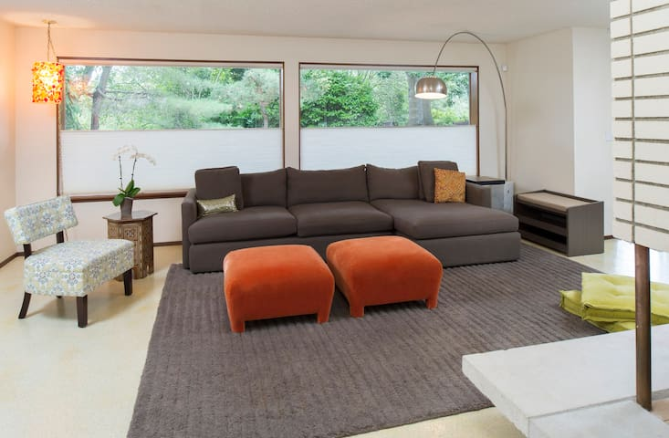 Spacious 2BR - lovely Mercer Island - Mercer Island - Appartement