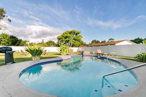 Paradise Vacation Home. Private Heated Pool & Spa