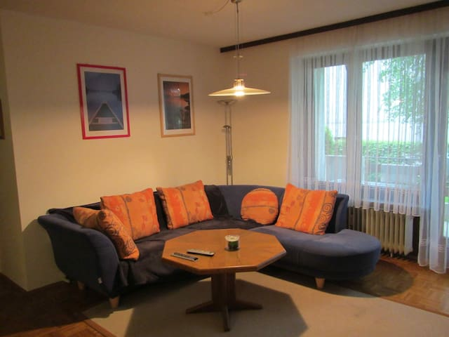 Sehr Zentral in ruhiger Wohngegend - Lustenau - 아파트