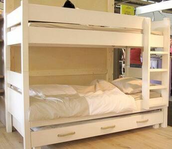 stanza due letto privacy - Sennori