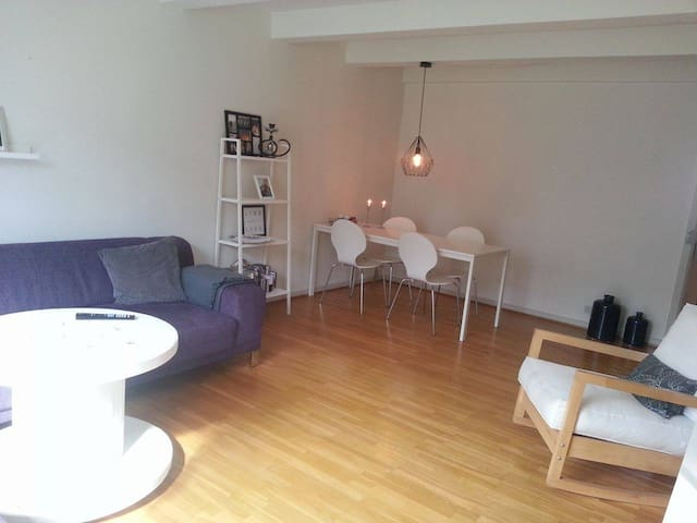 cozy private room in shared apartment - Randers - Apartment