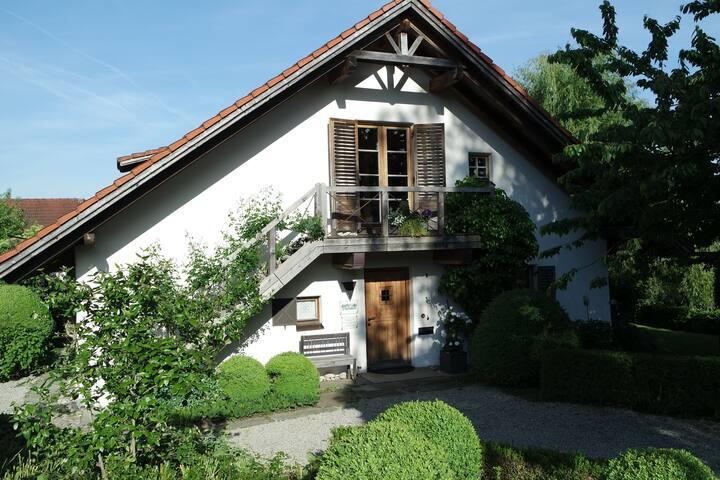 Ferienwohnung zwischen Passau und Bäderdreieck - Neuhaus - Wohnung