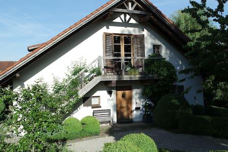 Ferienwohnung zwischen Passau und Bäderdreieck - Neuhaus - Huoneisto