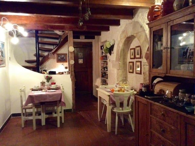 Antica Corte Panego Medieval House