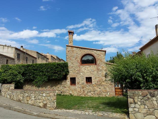 Cosy house in la Costa Brava - at 3Km to the beach - Castell-Platja d'Aro - Ev