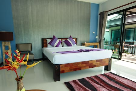 HIMAPHAN BOUTIQUE RESORT - Sa Khu - Hus
