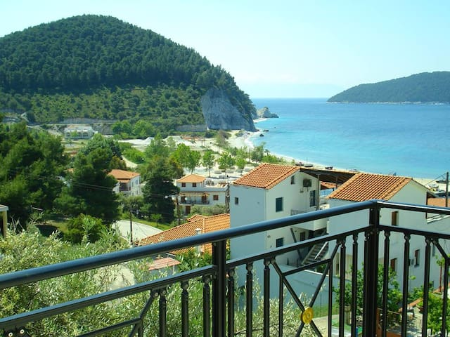 Double room perfect for couples at Skopelos - Neo Klima - Apartment