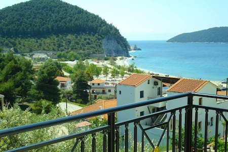 Double room perfect for couples at Skopelos - Neo Klima - Daire