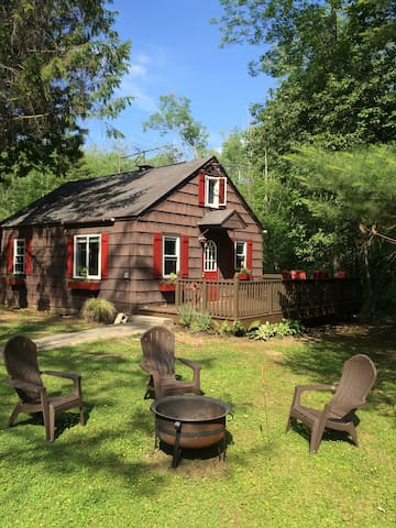 Chenango Lake guest house - South New Berlin - Dom
