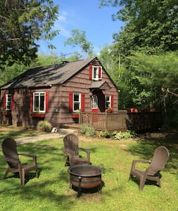 Chenango Lake guest house - South New Berlin - 独立屋