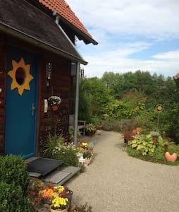 Ferienwohnung nahe Rothenburg o.d.T - Gebsattel - อพาร์ทเมนท์