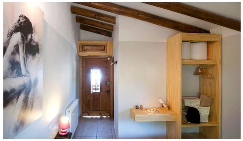 Casa Salinas - Torre - Salinas de Jaca - 家庭式旅館