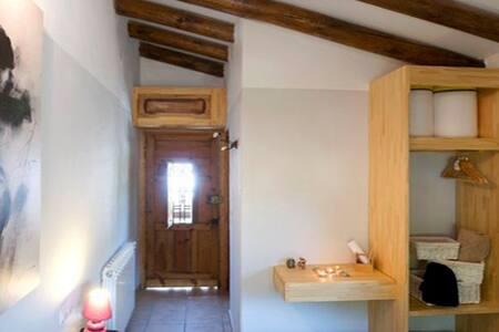 Casa Salinas - Torre - Salinas de Jaca - Bed & Breakfast