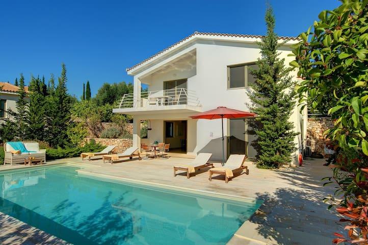 Ideales Resort Villa Ippocampos - Cephalonia - Maison