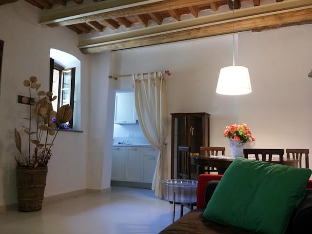 """Apartment """"Il Vicolo"""" - Peccioli - アパート"""