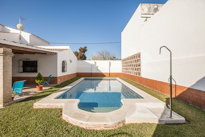 "CASA RURAL ""VILLA SALUSTIANO"" - Maribãñez - Dům"