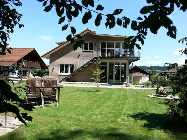 Ferienwohnung Nähe Bodensee - Herdwangen-Schönach - Appartement