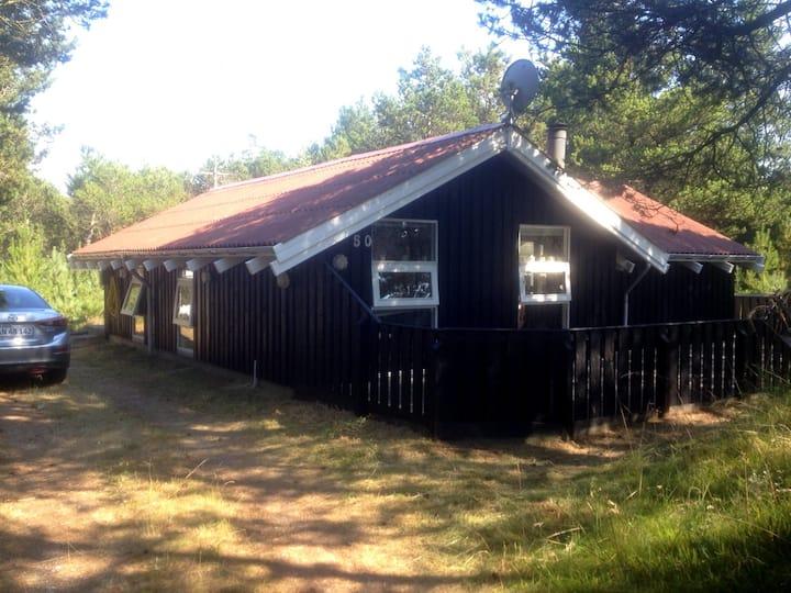 """""""Skovhuset"""" A wonderful Cottage!!"""