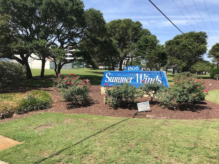Summer Winds Ocean View 4bd/3ba