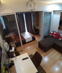 Knightsbridge Manila Modern Cosy Studio for 2