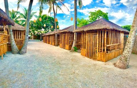 Camp Laiya Beach > Kasita Fan 2pax