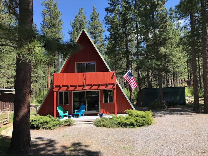 Alice's Cottage - Crater Lake Bungalows