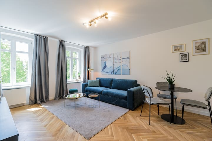 Modern and Luxurious apartment in Berlin Mitte