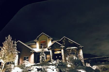 Luxury Living on the Wasatch Bench - Farmington