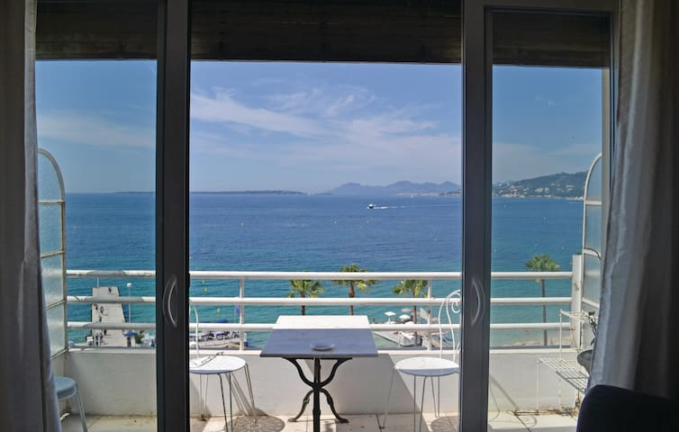 Holiday apartment with 1 room on 34m² in Juan les Pins