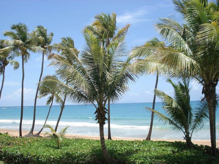 Beach front romantic villa 2