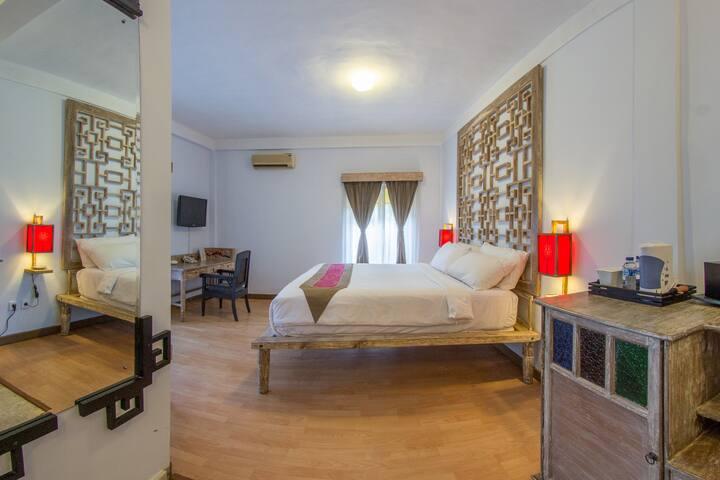 Room close to Seminyak and Canggu - North Kuta - Appartement