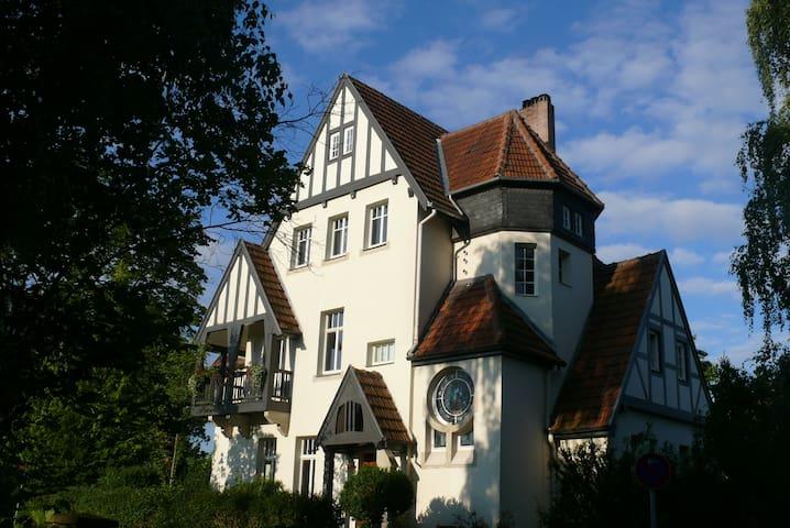 Ferien in der Villa Pfau