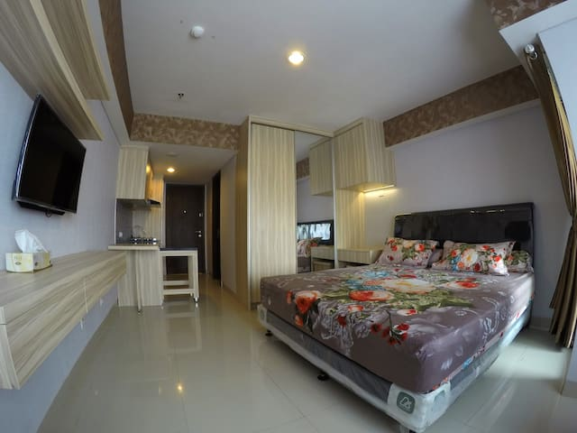 Cozy Apartment in Cawang, East Jakarta - East Jakarta - Appartement