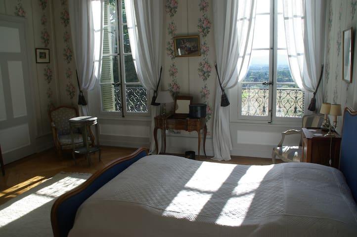 Château des Charmes: chambre N° 3