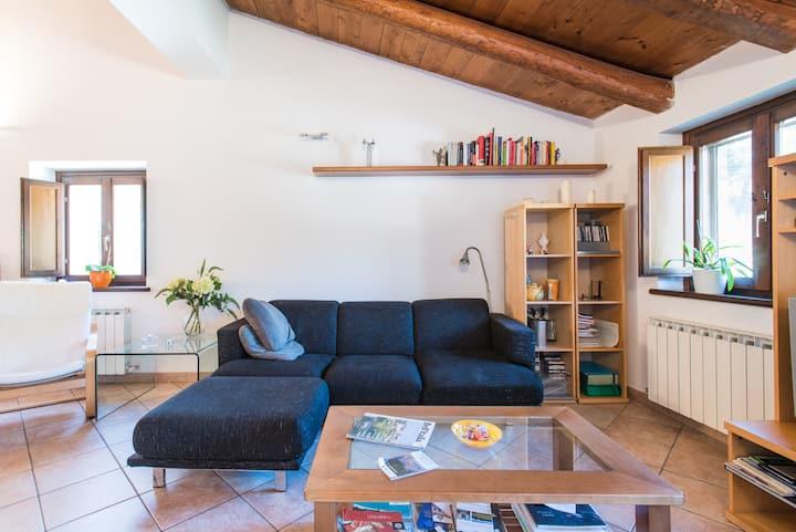Delightful apartment Urbino