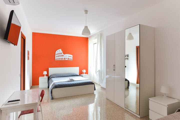 RomaHoliday near the city center - Rom - Wohnung